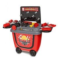 �和�工具箱套�b 玩具男孩�����^家家 �和�仿真�S修螺�z刀修理工具