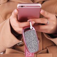 适用于奥迪a4l钥匙套a3/a6l/q3/q5l/q7/a7扣男女汽车钥匙包保护壳