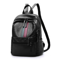 休闲背包双肩包女新款旅行包韩版潮时尚双肩包大容量书包