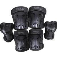 6件套运动护具护膝儿童轮滑护具旱冰鞋滑板车滑轮护膝护肘