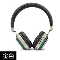无线发光蓝牙耳机头戴式游戏运动型跑步耳麦电脑手机通用超长待机音乐重低音7彩发光可接听电话话筒吃 官方标配
