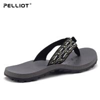 【618返场-狂欢继续】法国伯希和户外凉鞋 男女人字拖夏季防滑耐磨休闲沙滩鞋旅行拖鞋