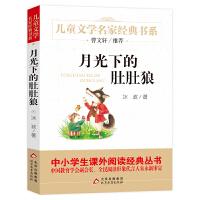 月光下的肚肚狼 曹文轩推荐儿童文学经典书系
