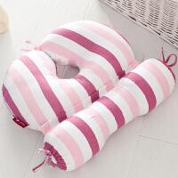 颈椎枕头荞麦枕颈椎枕单人圆形糖果枕荞麦皮硬枕芯 乳