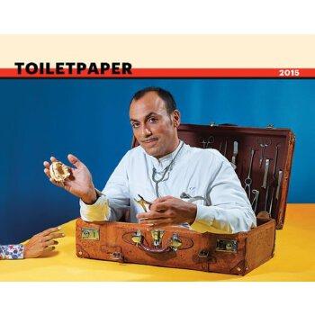 【预订】Toiletpaper Calendar 9788862083690 美国库房发货,通常付款后3-5周到货!