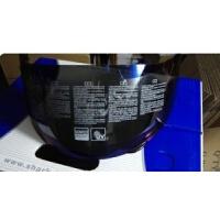 头盔全盔镜片AGVK3/K3-SV茶色镜片镀银镀蓝镜片送镜片贴花 K3 SV镀蓝镜片 均码