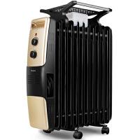 【当当自营】 格力(GREE) 11片电油汀电暖器NDY07-21