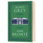 艾格妮丝格雷 英文原版小说 Alma Classics Agnes Grey 安妮勃朗特 经典文学 英文版原版书籍 中