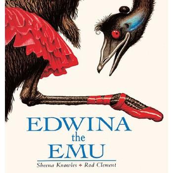 【预订】Edwina the Emu 预订商品,需要1-3个月发货,非质量问题不接受退换货。