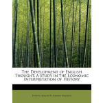 【预订】The Development of English Thought, a Study in the Econ