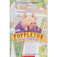 Poppleton Set (With Audio CD) 波普尔顿套装(带CD) ISBN9789810950712