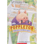 Poppleton Set (With Audio CD) 波普尔顿套装(带CD) ISBN9789810950712