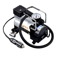 车载充气泵双缸便携式高压汽车用12V电动轮胎打气泵