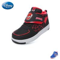 迪士尼Disney童鞋漫威英雄男童滑板鞋加绒保暖儿童运动鞋户外鞋 (5-10岁可选) DS2571