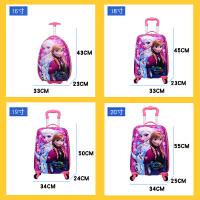 儿童行李箱女手拉箱拉杆箱可爱公主16寸韩版18寸女孩旅行箱20