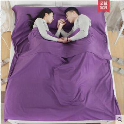 纯色床单旅行隔脏睡袋宾馆隔脏床单纯棉单双人成人便携式轻薄酒店用品 品质保证,支持货到付款 ,售后无忧
