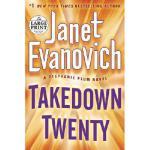 【预订】Takedown Twenty: A Stephanie Plum Novel9780385363