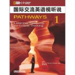 【新书店正版】国际交流英语视听说1 Becky Tarver Chase,季佩英 等 外语教学与研究出版社 97875