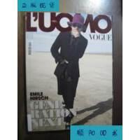 【二手旧书9成新】VOGUE L'UOMO 男装杂志 MARCH 2009
