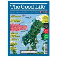 包邮全年订阅 The Good Life 城市生活杂志 法国法文原版 年订6期