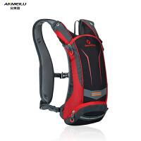 户外双肩骑行背包水袋背包徒步登山跑步运动背包8L 20升以下