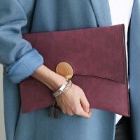春秋新款手抓包韩版时尚链条包女款宴会包女士手拿包信封包包