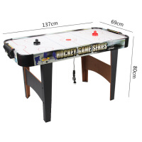 皇冠桌上冰球机室内儿童桌面两人对战亲子互动球类玩具冰球桌