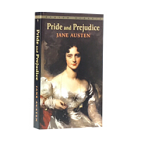傲慢与偏见 英文版原版小说 Pride and Prejudice 简奥斯汀 世界名著 国外进口经典英语书籍 Jane