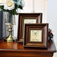 家居生活用品相框摆台创意挂墙a4 6 7 24寸婚纱照放大洗照片冲印相片框架定做 黑