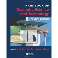 【预订】Handbook of Cosmetic Science and Technology