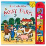 【预订】Axel Scheffler's Noisy Farm: Soundchip Fun!. Illustrate