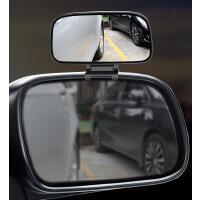 汽车后视镜加装镜教练镜 倒车辅助镜 盲点镜大视野广角镜可调