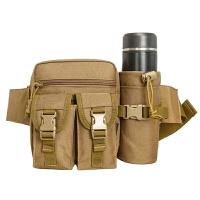 战术腰包迷彩旅行水壶腰包军迷包男女户外运动小包