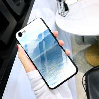 iphone6s渐变手机壳闪粉新男女款防摔六套苹果6splus手机套潮