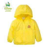 迪士尼Disney儿童外套宝宝外出服防晒衣空调衫长袖超薄上衣151S672