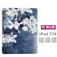 苹果iPad4保护套a1458全包3代平板电脑老款ipad2防摔壳1416 A1395