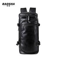 男士旅行包大容量手提包旅游休闲男包韩版商务出差双肩背包行李包