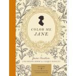 【预订】Color Me Jane A Jane Austen Adult Coloring Book