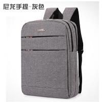 华硕苹果电脑旅行双肩包.6寸笔记本包背包男女电脑包