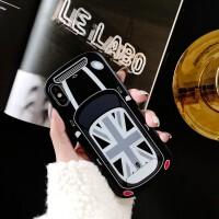 苹果X手机壳8Plus跑车iphone7弧形6S游戏6硅胶套XSMAX王者荣耀XR个性创意P汽车模型 苹果X/XS 黑