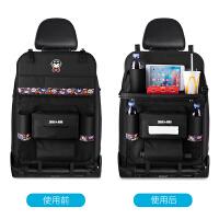 车后挂整理袋汽车座椅收纳袋挂袋靠背置物袋多功能车内后排车载内饰用品椅背袋
