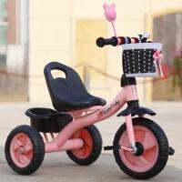 儿童三轮车小孩自行车童车玩具男女宝宝2-3-4-5岁脚踏车单车a1111