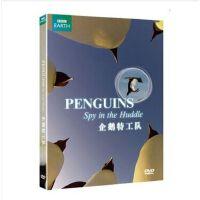 正版高清 BBC纪录片系列 企鹅特工队(DVD9+DVD5) 碟片 光盘