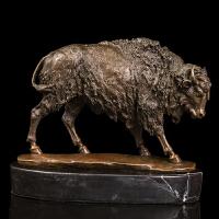 铜雕塑 家居摆件 办公室生肖摆件 羊摆件 绵羊 装饰摆件 工艺礼品