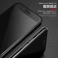 苹果8plus钢化膜x全屏覆盖 Iphone7手机高清膜8代3D曲面玻璃7P膜SN216 iphone7 4.7寸 黑