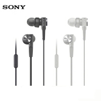 Sony/索尼MDR-XB55AP入耳塞式�\�佑芯�控���游�蛲ㄔ�耳�C��X耳��手�C英�Z�力�歌男女生�S霉俜皆��b正品