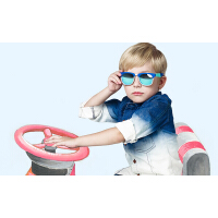 Prosun保圣 儿童太阳镜个性潮儿童墨镜偏光PK2016