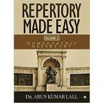 【预订】Repertory Made Easy Volume 2: Homeopathic Repertory 978