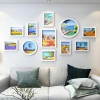 自粘3D立体客厅背景墙壁照片墙贴纸房间卧室墙纸贴画温馨墙面装饰 超大