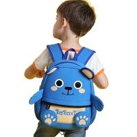 儿童书包幼儿园男童女宝宝可爱幼儿学前班防走失小背包1-3-5-6岁